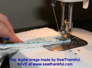 Binding Stitching