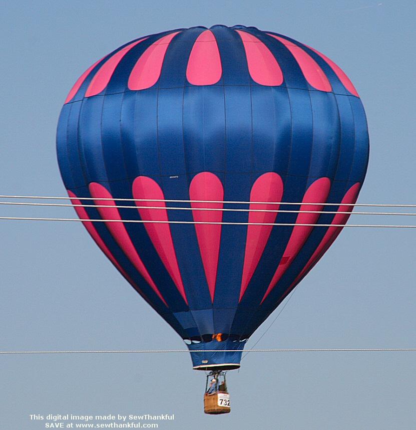 Sew Thankful Blog 187 Hot Air Balloons