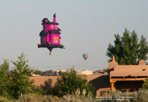 Crazy House Balloon