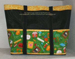 View #2 of the bag for Jared's Teacher.