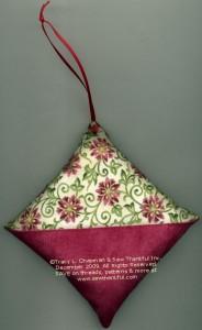 HST Pocket Ornament